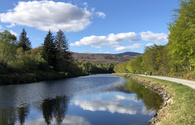 The Caledonian Canal