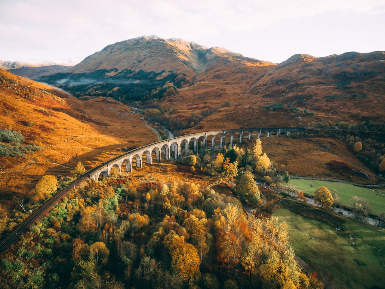 Highlands in autumn